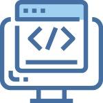 Icono de Desarrollo Web