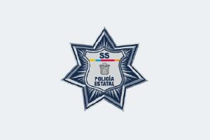 Logotipo de la Policía Estatal