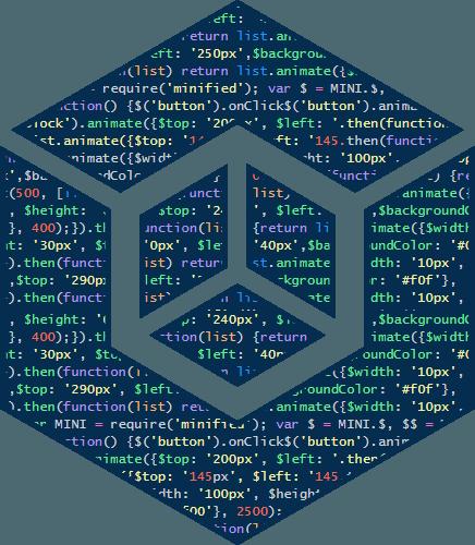 Isotipo de Softdepot con código